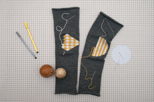 Karen Barbé | Textileria – Blog: Creative Mending – Part 1