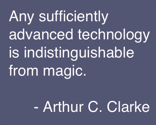 Sir Arthur Charles Clarke, (16 December 1917 – 19 March 2008) was a British science fiction author, inventor, and futurist, famous for his short stories and novels, among them 2001: A Space Odyssey (1968), and as a host and commentator in the British television series Mysterious World.