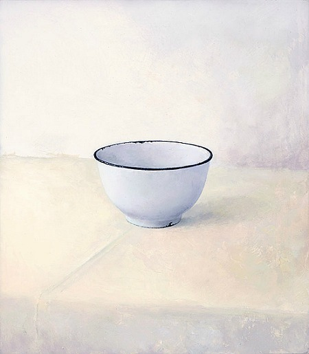 Vivian van der Merwe Study for Still Life with Enamel Bowl 2006