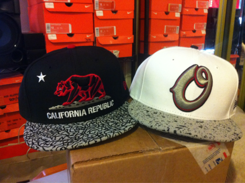 New picks ups.  Custom New Era Fitteds.