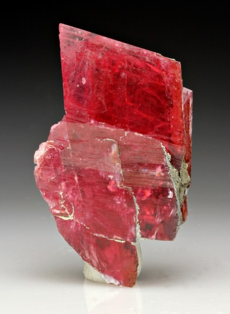 Rhodonite from Brazil by Dan Weinrich