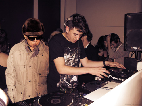droppin' with skream