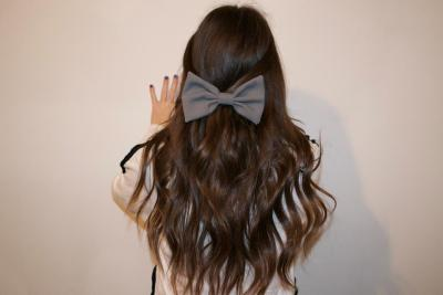 i promise to achieve this hair. ;-)