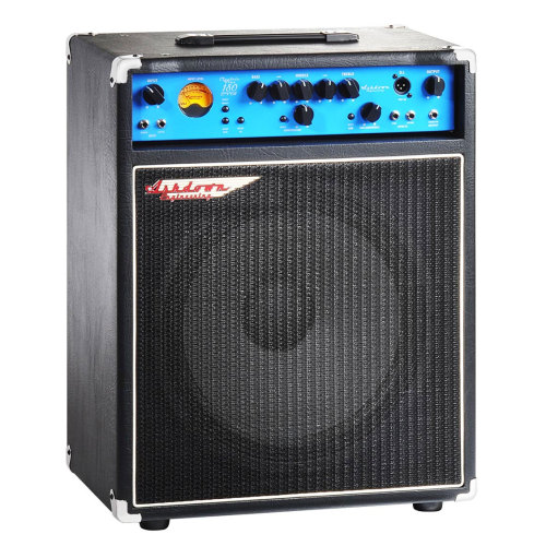My next investment… The Ashdown EB 15-180 Evo II 180w combo amp. I'm very, VERY close to having enough to buy one and the one I played at the the shop today blew me away! Should have one in the near future :)