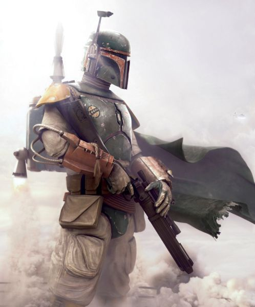 thegeekcritique:  Boba Fett - Bounty Hunter