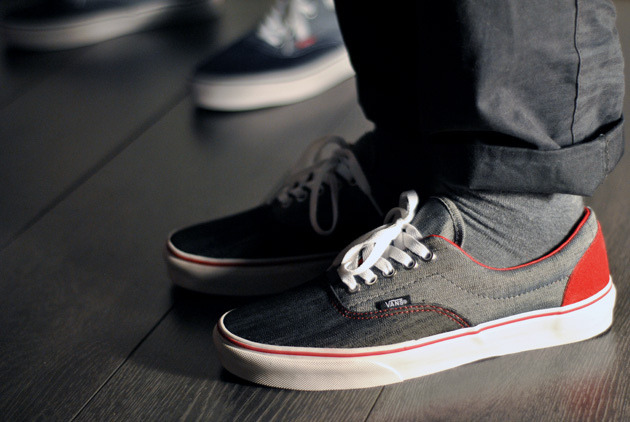Vans Era Denim - @SNKRS.COM by www.snkrs.com on Flickr.