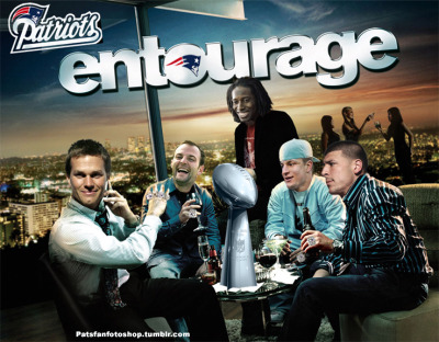 patsfanfotoshop:  New Television show after the Patriots win their 4th SuperBowl