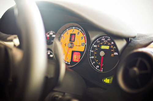 Sonic MS F430 Scuderia (by QuickWorksPhoto)