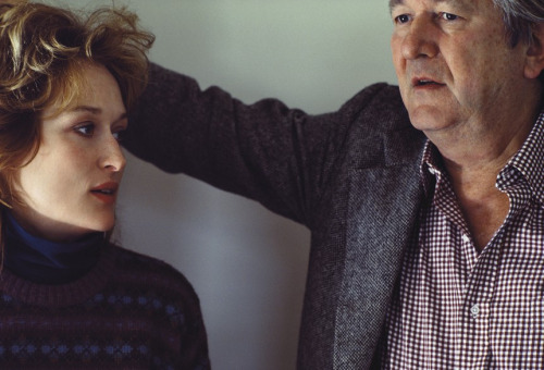 "Meryl Streep and William Styron, ""Sophies Choice"", New York, NY, 1983"