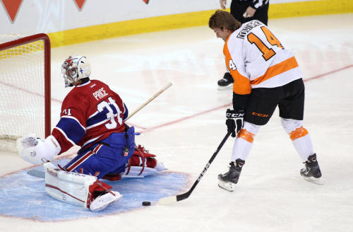 Carey Price trolled Sean Couturier