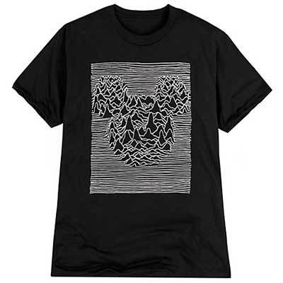 Mickey Mouse / Unknown Pleasures - Joy Division  eBay