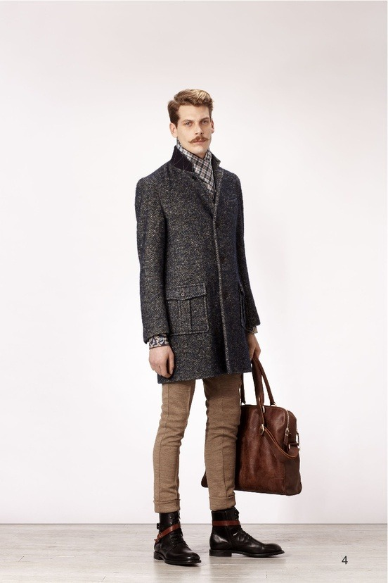 Paul & Joe FW2011 lookbook