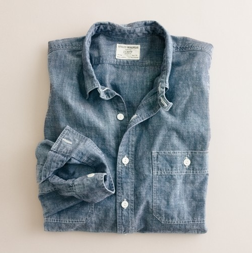 I'm pretty sure I own this EXACT denim shirt.Tumblr just knows these things.