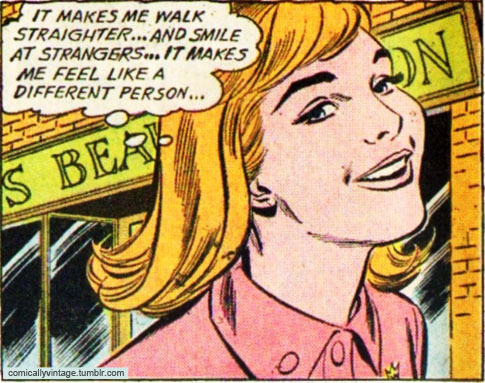 comicallyvintage:  Masturbation. You know it makes sense.