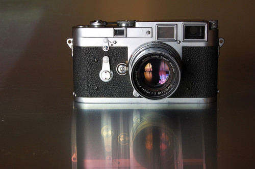 Leica M3 by RaúlM. on Flickr.