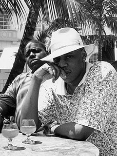 Biggie & Hov.. Two of the best to ever do it.