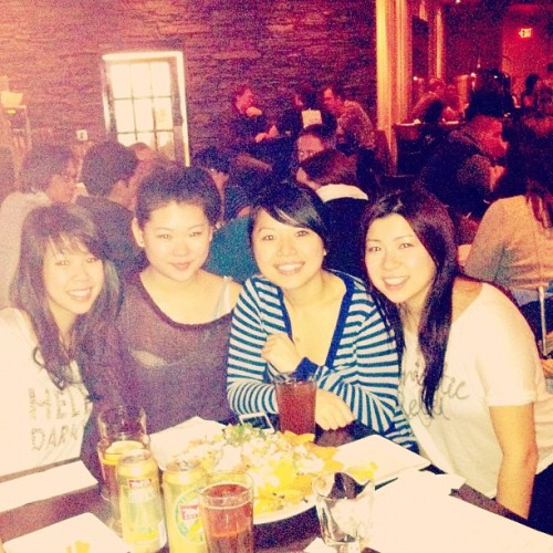 #girlsnight  (Taken with Instagram at St. Augustine's)