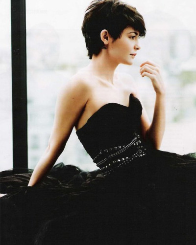 i'm just gonna reblog a lot of audrey tautou im not sorry