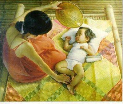 "tumblrrmokong:  A MOTHER'S LOVE* (Inspirational Short Stories)A little boy came up to his mother in the kitchen one evening while she was fixing supper, and handed her a piece of paper that he had been writing on. After his Mom dried her hands on an apron, she read it, and this is what it said:For cutting the grass: $5.00For cleaning up my room this week: $1.00For going to the store for you: $.50Baby-sitting my kid brother while you went shopping: $.25Taking out the garbage: $1.00For getting a good report card: $5.00For cleaning up and raking the yard: $2.00Total owed: $14.75Well, his mother looked at him standing there, and the boy could see the memories flashing through her mind. She picked up the pen, turned over the paper he'd written on, and this is what she wrote:For the nine months I carried you while you were growing inside me:No ChargeFor all the nights that I've sat up with you, doctored and prayed for you:No ChargeFor all the trying times, and all the tears that you've caused through the years:No ChargeFor all the nights that were filled with dread, and for the worries I knew were ahead:No ChargeFor the toys, food, clothes, and even wiping your nose:No ChargeSon, when you add it up, the cost of my love is:No Charge.When the boy finished reading what his mother had written, there were big tears in his eyes, and he looked straight at his mother and said, ""Mom, I sure do love you."" And then he took the pen and in great big letters he wrote: ""PAID IN FULL"""