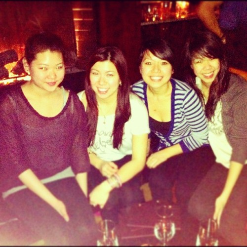 Girls, girls, girls.  (Taken with Instagram at Libra Room)