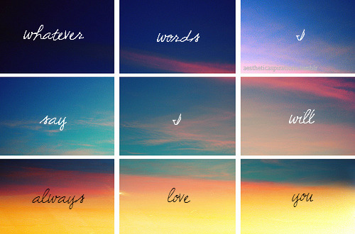 "aestheticaspirations:  Song: ""Lovesong"" - The Cure (4) Image from: anditslove"