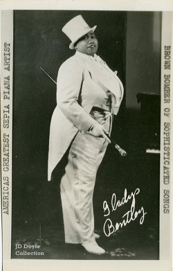 the dapper Gladys Bentley