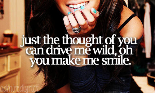 admiredlyrics:  Smile - Uncle Kracker