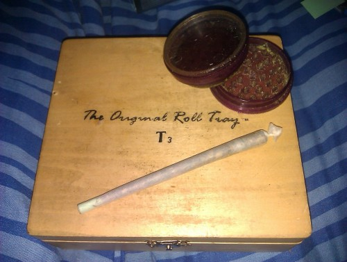 the original rolling tray T3