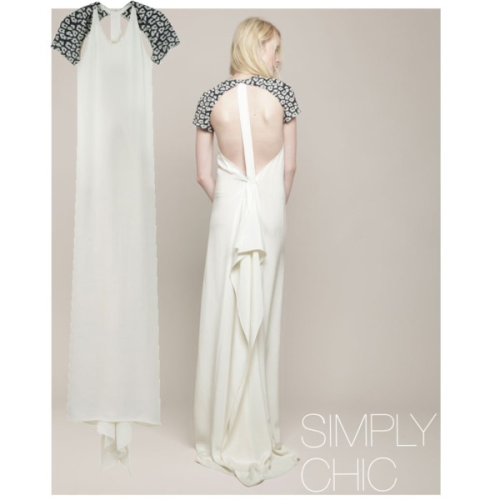Beautifully graceful Phillip Lim gown, via Erin at Apartment 34