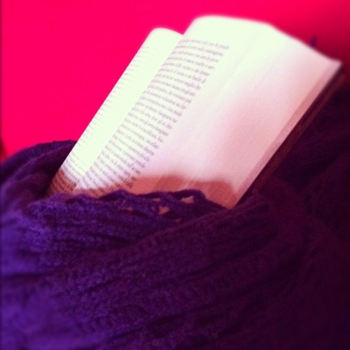 #librisulibri #instabooks #books #libri #winter #inverno  (Taken with instagram)