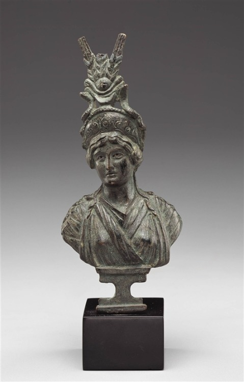 Bust of an Empress as Isis Roman, early 1st century AD