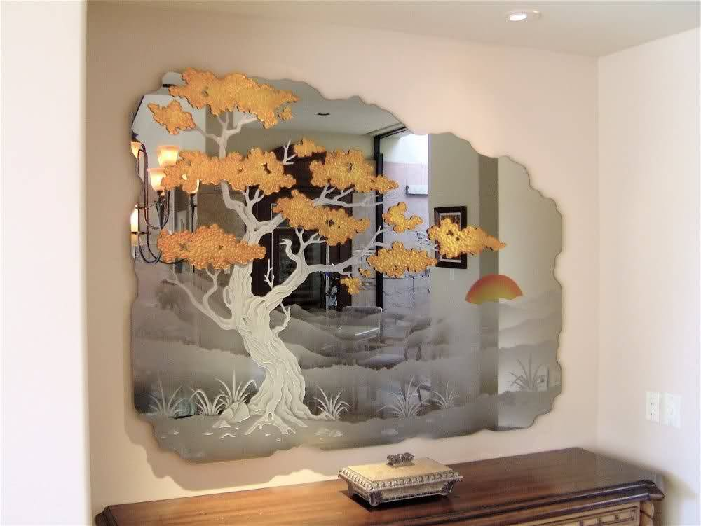I wish I can afford this Decorative Wall mirror.