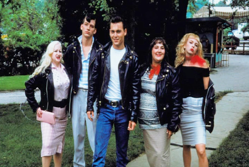 vintagegal:  Cry-Baby (1990)