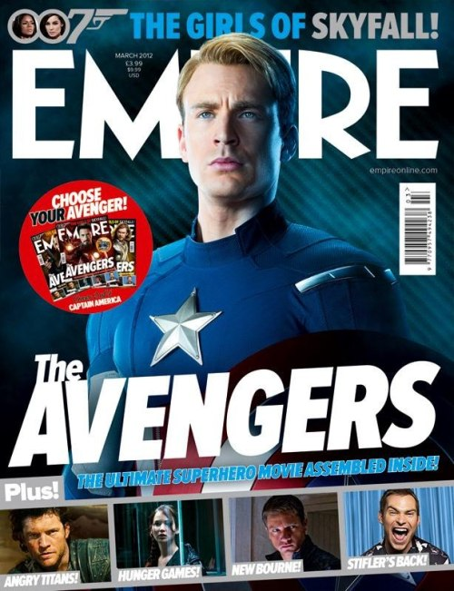 Chris Evans & The Avengers in Empire Magazine: http://thechrisevansblog.blogspot.com/2012/01/chris-evans-avengers-in-empire-magazine.html