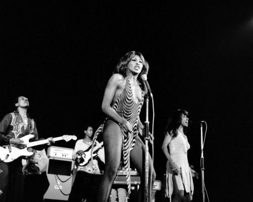 forevertinaturner:  The Ike and Tina Turner Revue, 1975