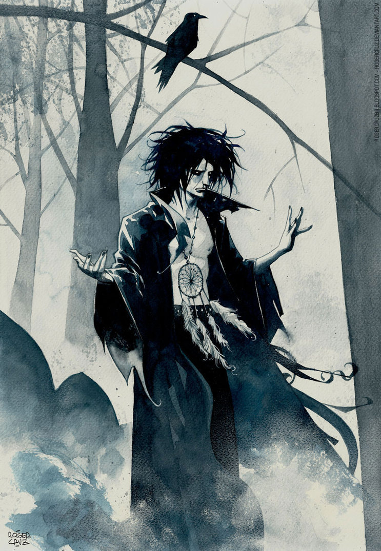Sandman by Roger Cruz Artist: website / deviantart