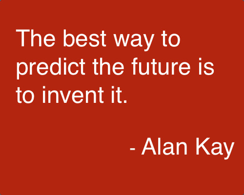 thenextweb:  Alan Kay (born May 17, 1940) is an American computer scientist, known for his early pioneering work on object-oriented programming and windowing graphical user interface design