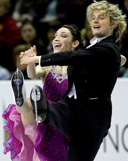 2011 World Ice Dance Champions Meryl Davis and Charlie White won their fourth consecutive US national title yesterday in San Jose. Read more about their amazing performance here.