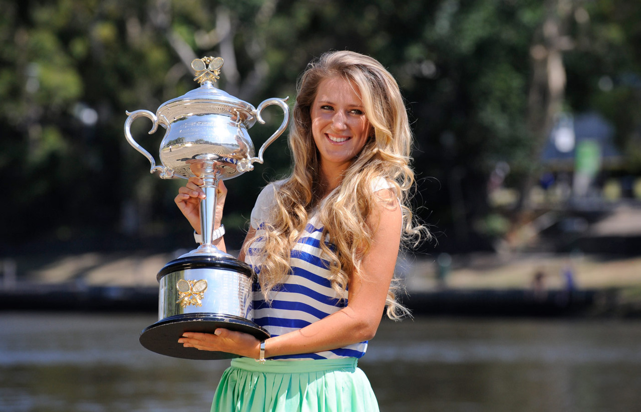 2012 Australian Open Champion Vika Azarenka—the Belorussian swan of tennis?