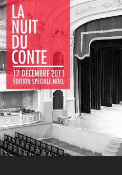 La Nuit Du Conte (2011) Poster for an event in Paris. New York, US