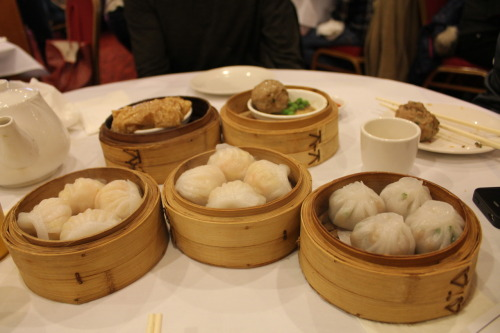 amateureater:  Assorted Dim Sum