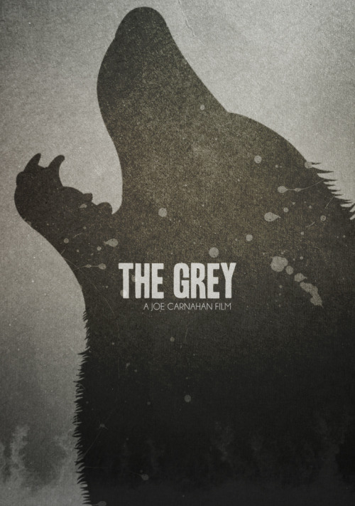 The Grey by Brandon Michael Elrod