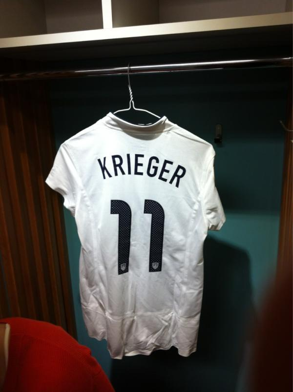 @jloyden  Still a huge part of this team @AlexBKrieger. Be relentless. Game time baby!
