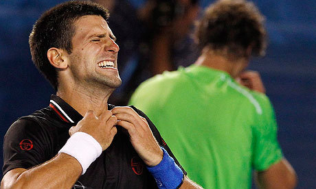 GREATEST FINAL EVER? NADAL V DJOKOVIC AUSTRALIAN OPEN 2012.