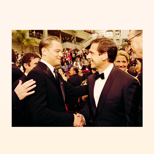 christophernolans:   #and in this moment steve was tainted #leo is like the contagion of awards season