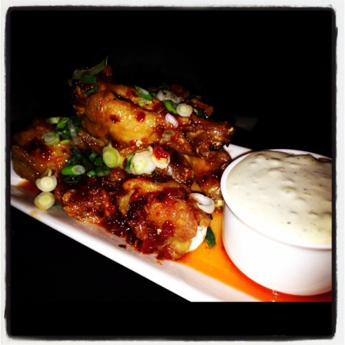 Lancaster chicken wings from Sole Food at Loews