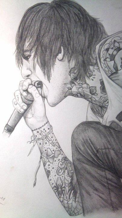 Oli Sykes [click for credit]
