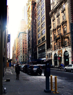 39th Street New York on Flickr.