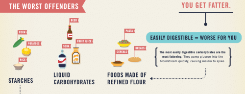 Full infographic at Carbs Are Killing You (via secondverse, rickwebb, brit)