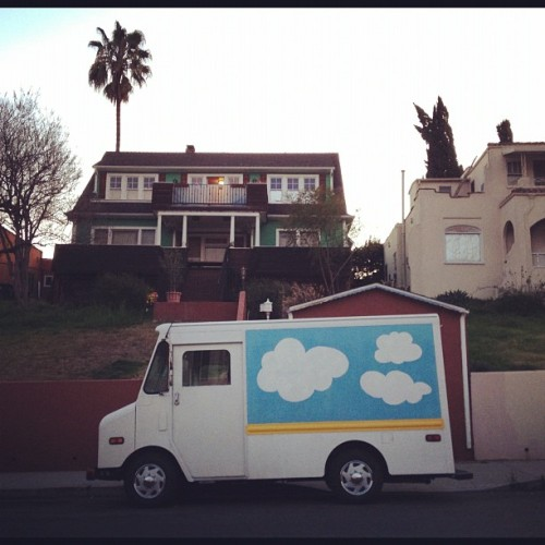 ryanschude:  Glassel Park. Los Angeles. #soloparking (Taken with Instagram at Uncle Zero's Party Central)
